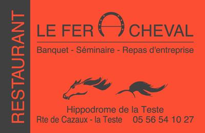 Restaurant : Le fer à cheval